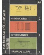 Családi házak épületgépészeti részletei 3 - Szabó Dénes