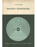Interaktív üzemirányítás - Szabó Gyula