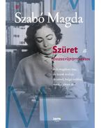 Szüret - Szabó Magda