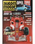 Autó-Motor 2004. február 11. - Szabó Róbert