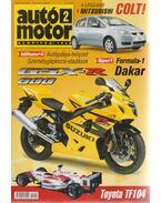 Autó-Motor 2004. január 28. - Szabó Róbert