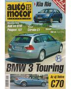 Autó-Motor 2005. július 27. - Szabó Róbert