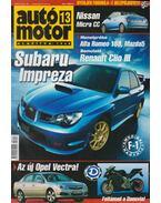 Autó-Motor 2005. június 29. - Szabó Róbert