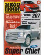 Autó-Motor 2006. január 25. - Szabó Róbert
