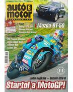 Autó-Motor 2006. március 22. - Szabó Róbert