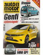 Autó-Motor 2006. március 8. - Szabó Róbert