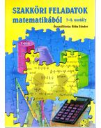 Szakköri feladatok matematikából 7-8. osztály