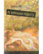 A Vénusz-rejtély - Szalóczy Pál