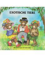 Exotische Tiere - Szalontay Rózsa (szerk.)