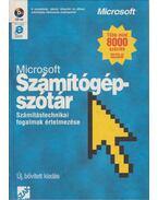 Microsoft Számítógép-szótár