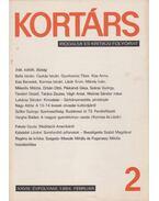 Kortárs 1984, XXVIII. évf. 2. szám - Száraz György