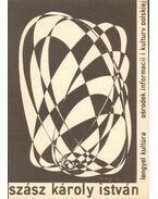 Meghívó Szász Károly István Lengyelországi élmények című kiállítására (dedikált)