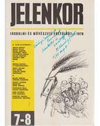Jelenkor 1978/7-8 (dedikált) - Szederkényi Ervin