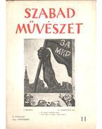 Szabad művészet IV. évf. 11. szám 1950. november - Szegi Pál