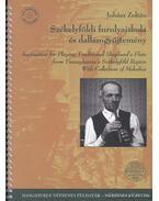 Székelyföldi furulyaiskola és dallamgyűjtemény