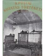 A postai kutatás története 1891-1971 - Szekér Ferenc