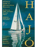 Hajó - Vitorlás, Szörf és Motorcsónak Magazin 2000. szeptember - Szekeres László