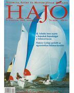 Hajó - Vitorlás, Szörf és Motorcsónak Magazin 2001. november - Szekeres László