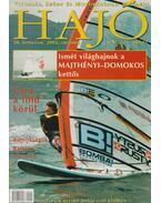 Hajó - Vitorlás, Szörf és Motorcsónak Magazin 2002. október - Szekeres László