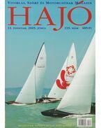 Hajó - Vitorlás, Szörf és Motorcsónak Magazin 2005. június - Szekeres László