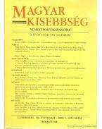 Magyar kisebbség 2002. VII. évfolyam 1. (23.) szám - Székey István
