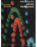 Molekulák, gének, öröklődés - Szende Kálmán