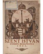 Szent István ünnepe Budapesten 1933