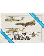 Katonai repülőgépek és helikopterek - Szentesi György
