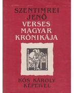 Szentimrei Jenő verses magyar krónikája (dedikált)