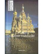 Szentpétervár regénye