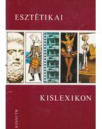 Esztétikai kislexikon - Szerdahelyi István, Zoltai Dénes