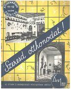 Szeresd otthonodat! (Athenaeum füzetek 11-12. szám)