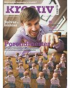 Kreatív 2011. 1. - Szigeti Péter