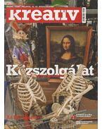 Kreatív 2011. 3. - Szigeti Péter
