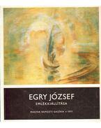Egry József emlékkiállítása - Szíj Béla