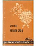 Finnország - Szíj Enikő