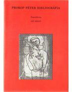 Prokop Péter bibliográfia (aláírt) - Szíj Rezső