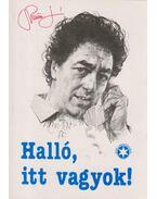 Halló, itt vagyok! - Szilágyi János
