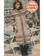 Fürge ujjak 1985. évfolyam (teljes) - Szirmai Marianne (szerk.)