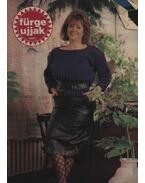 Fürge ujjak 1988. XXXII. évfolyam (Teljes) - Szirmai Marianne (szerk.)