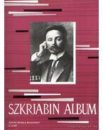 Szkrjabin Album (zongorára)