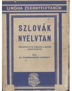 Szlovák nyelvtan