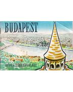 Budapest képes térképkalauz - Szöllősi Ernő (szerk.)