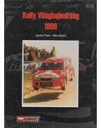 Rally világbajnokság 1999 - Szpodnyi Tünde, Bálint Richárd
