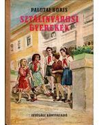 Sztálinvárosi gyerekek