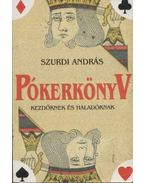 Pókerkönyv - Szurdi András