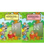 Matematika Első osztály I-II. - Takács Gáborné, Takács Gábor