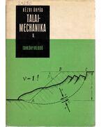 Talajmechanika II.