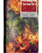 Tales to Astonish Vol. 3. No. 1