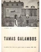Tamas Galambos - Perneczky Géza